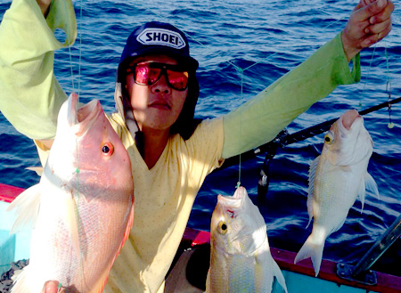 Miri Leisure Fishing Tour